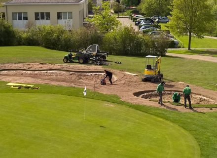 Golf Club Erlen Birds Eye