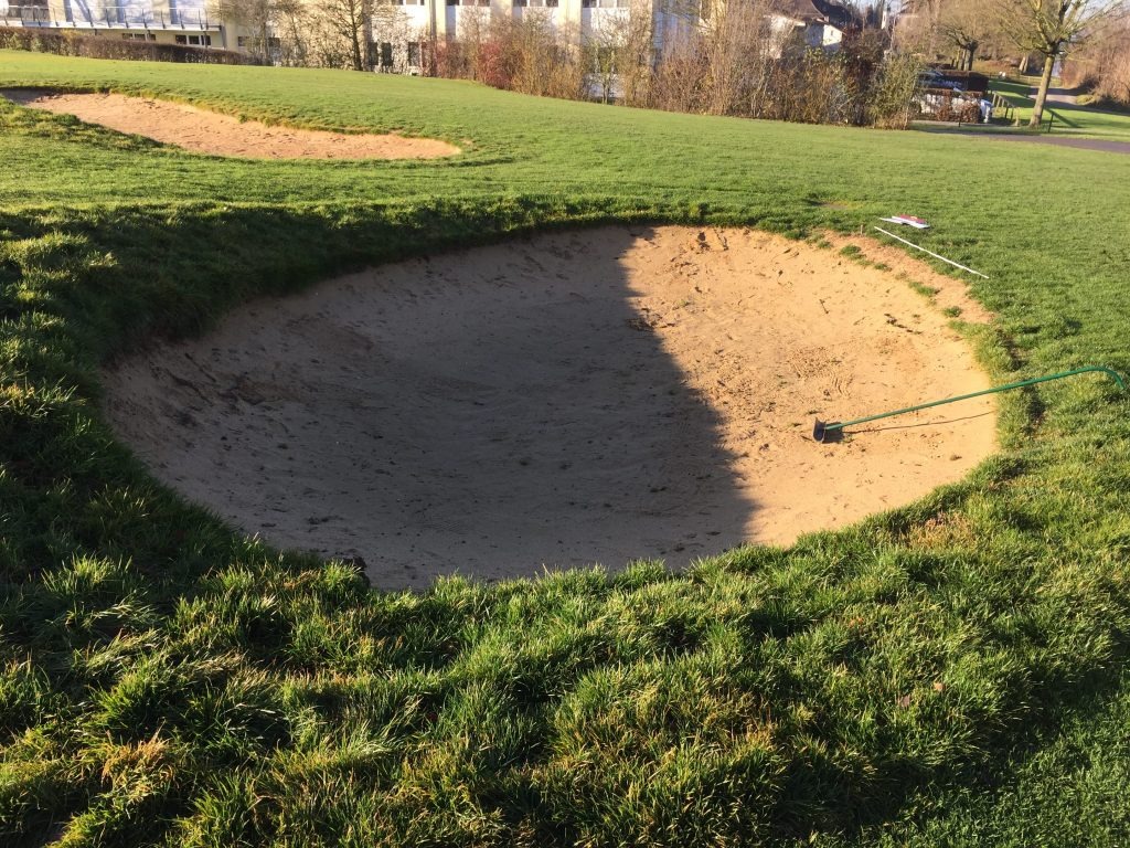 Golf Club Erlen Pot Before