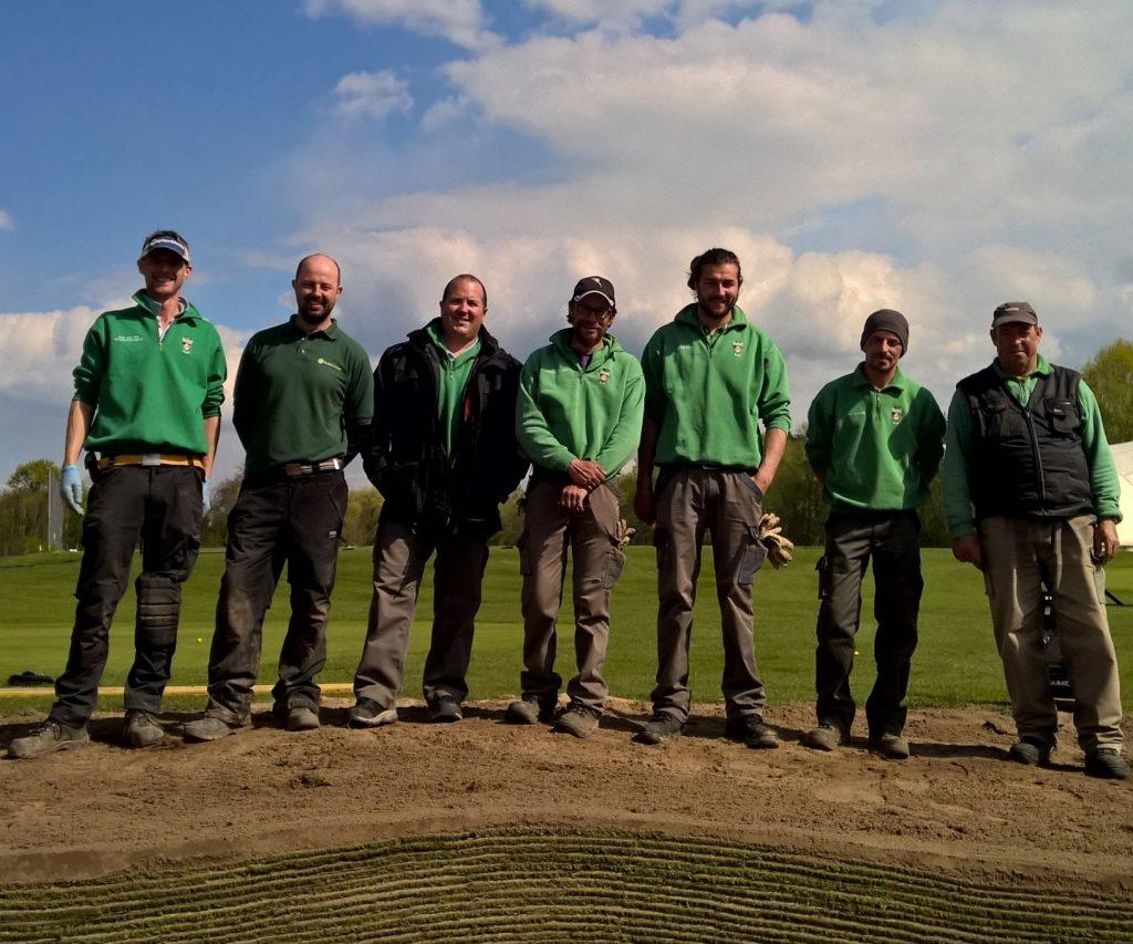 Golf Club Erlen Team