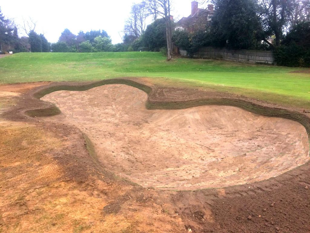 Duraliner 2 (Fabric Liner) - Coombe Wood GC, England