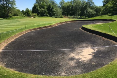 Rubber Crumb Liner - Wylihof GC, Switzerland