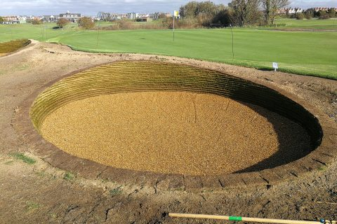 Better Billy Bunker Liner - Littlehampton GC, England