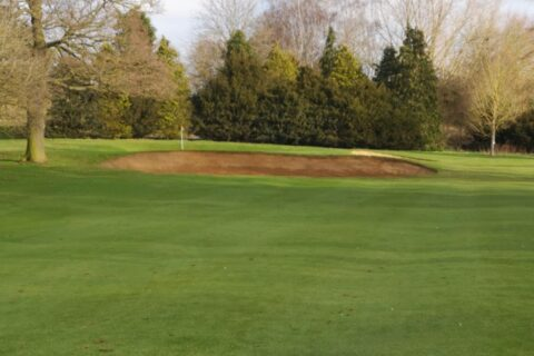 Letchworth GC Before
